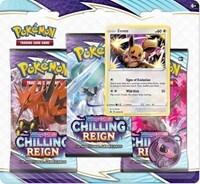 Pokemon TCG Chilling Reign Blister Eevee
