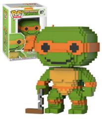 #07 Michelangelo (Teenage Mutant Ninja Turtles)