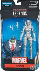 Marvel Legends Gamerverse - Jocasta (BAF Joe Fixit)