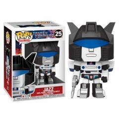 #25 Transformers: Jazz Funko Pop