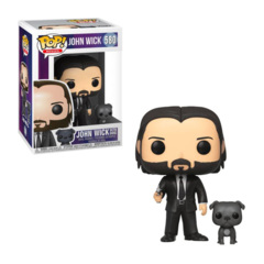 #580 John Wick with Dog