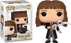 #113 Harry Potter - Hermione Granger w/Feather