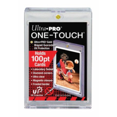 Ultra Pro: One-Touch - 100pt