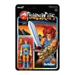 Super 7 ReAction: Thundercats - Lion-O