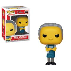The Simpsons Moe Szyslak #500