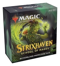 Strixhaven: School of Mages - Prerelease Pack [Witherbloom]