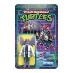 Super 7 ReAction: Teenage Mutant Ninja Turtles - Baxter Stockman