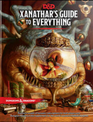 Dungeons & Dragons: Xanathars Guide to Everything