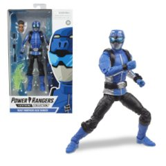 Power Rangers Lightning Collection: Beast Morphers Blue Ranger