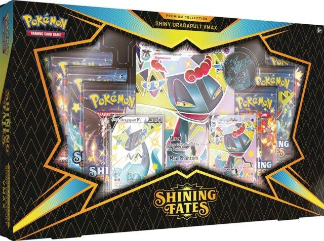 Pokemon TCG Shining Fates Premium Collection - Shiny Dragapult