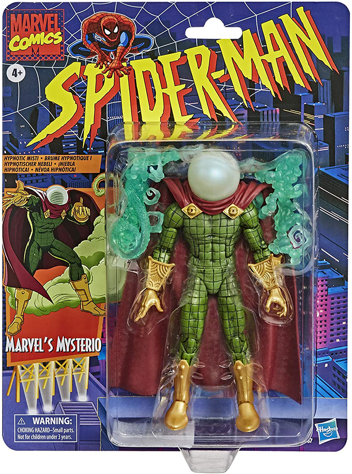 Marvel Legends Retro Mysterio - Exclusive