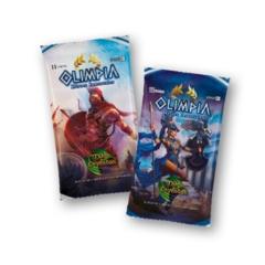 Olimpia Heroes Inmortales Booster