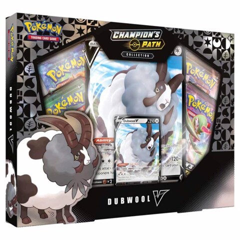 Pokemon TCG - Champions Path Collection Dubwool V