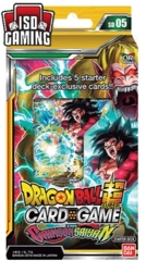 Dragon Ball Super: Starter Deck 5 - The Crimson Saiyan