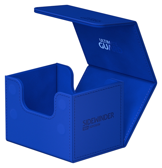 Ultimate Guard Sidewinder 100+ XenoSkin Monocolor - Blue