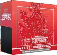 Pokemon TCG Battle Styles Elite Trainer Box Single Strike Urshifu (Red)