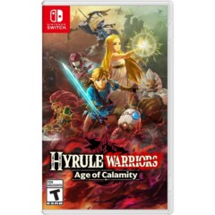 Hyrule Warriors Age of Calamity - Nintendo Switch