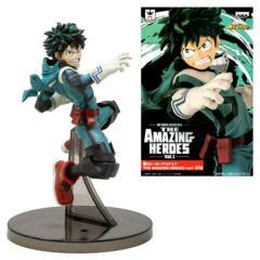 Banpresto My Hero Academia The Amazing Heroes