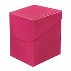 Ultra Pro Eclipse 100+ Deck Box- Pink