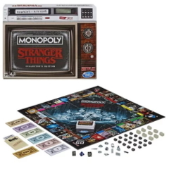 Stranger Things Collectors Edition Monopoly