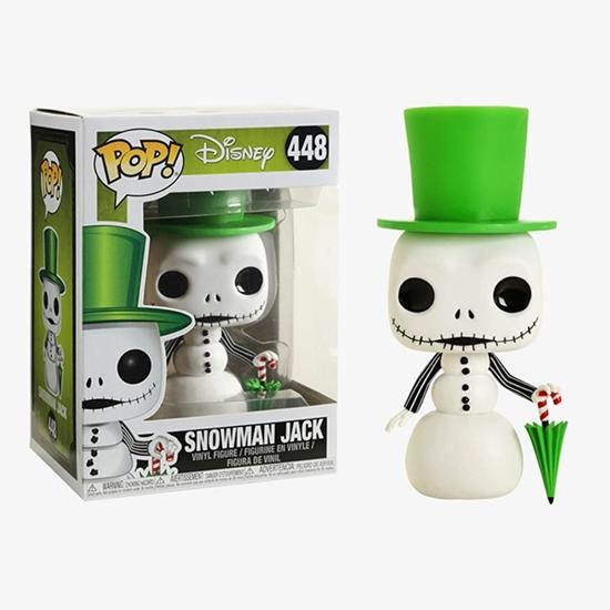 #448 Snowman Jack