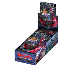 Team Dragon's Vanity! Extra Booster 12 Box