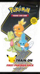 Pokemon TCG First Partner Pack  - Hoenn
