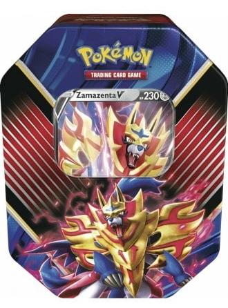 Pokemon Legends of Galar Tins: Zamazenta V