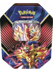 Pokemon Legends of Galar Tins: Zamazenta V