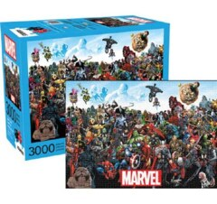 Marvel Jigsaw Puzzle 3000 Pieces