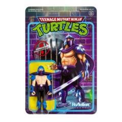 Super 7 ReAction: Teenage Mutant Ninja Turtles - Shredder