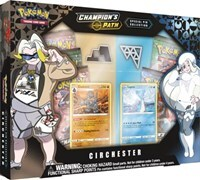 Pokemon TCG - Champion's Path Special Pin Collection - Circhester