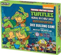 Dice Masters - Teenage Mutant Ninja Turtles Heroes in a Half Shell - Starter Pack