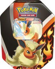 Pokemon TCG Eevee Evolutions Tin [Flareon V]