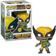 #662 Marvel Zombies - Zombie Wolverine (Glow in the Dark) EE Exclusive
