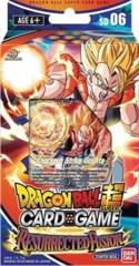 Dragon Ball Super - Starter Deck 6: Resurrected Fusion