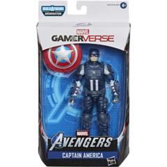 Marvel Legends: Captain America Gamerverse (Abomination BAF)