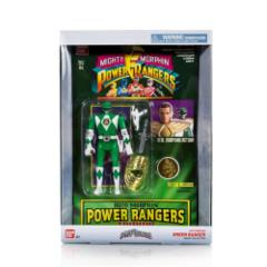 Power Rangers Legacy Collection: Green Ranger