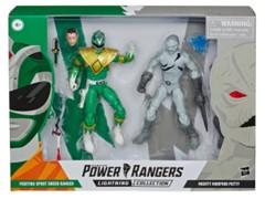 Power Rangers Lightning Collection Green Ranger vs. Putty Patrol