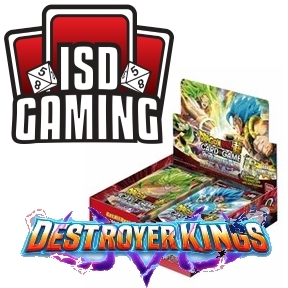 Dragon Ball Super - Series 6 Destroyer Kings Booster Box