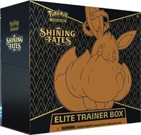 Pokemon TCG Shining Fates - Elite Trainer Box