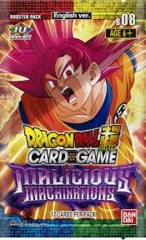 Dragon Ball Super - Malicious Machinations Booster Pack