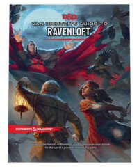 D&D Van Richtens Guide to Ravenloft