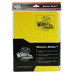 Monster Binder: Yellow