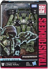 Transformers Studio Series Premier Voyager: Long Haul