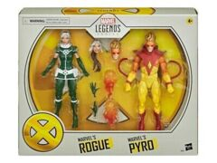 Marvel Legends Rogue & Pyro 2 Pack