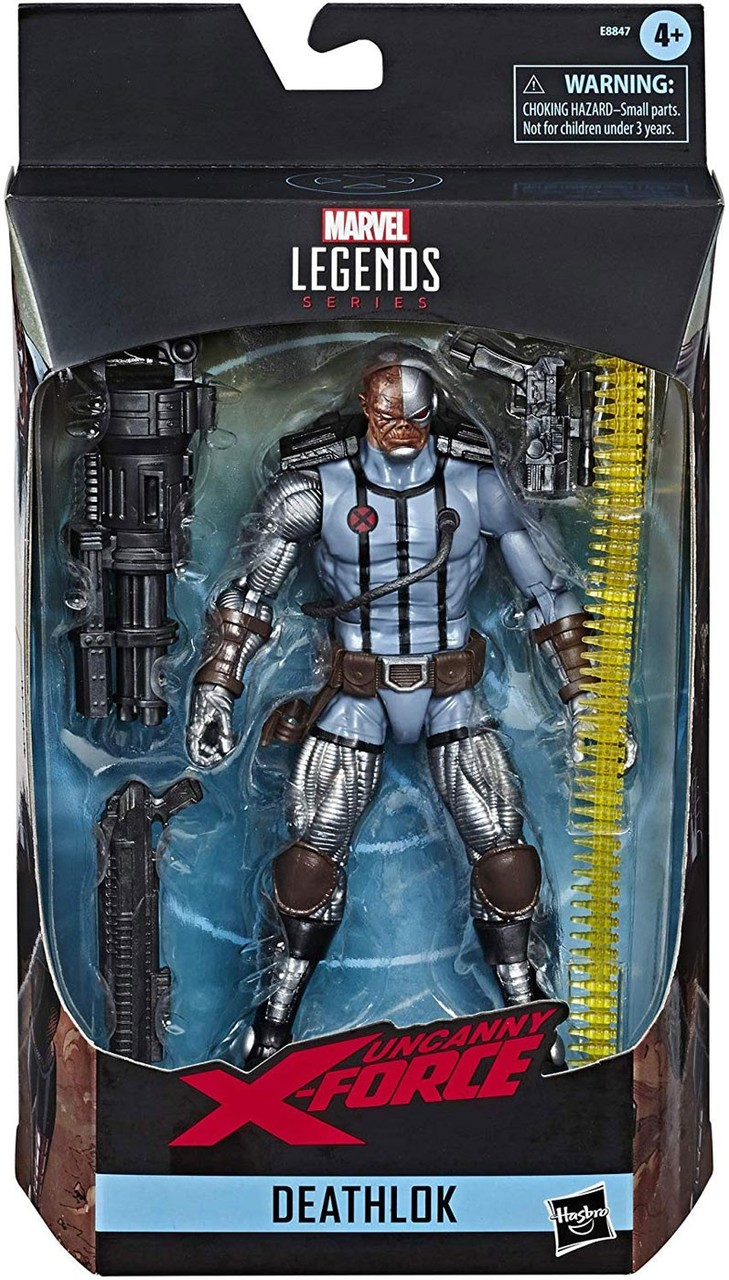 Marvel Legends: Deathlock