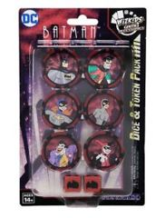 Dc Comics Hc: Batman Animated Series Dice & Token Pack