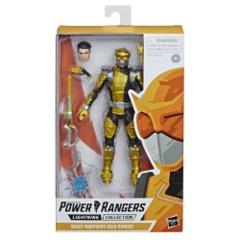 Power Rangers Lightning Collection: Beast Morphers Gold Ranger