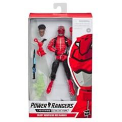 Power Rangers Lightning Collection: Beast Morphers Red Ranger